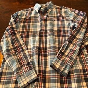 Vineyard Vines Whale button-down shirt